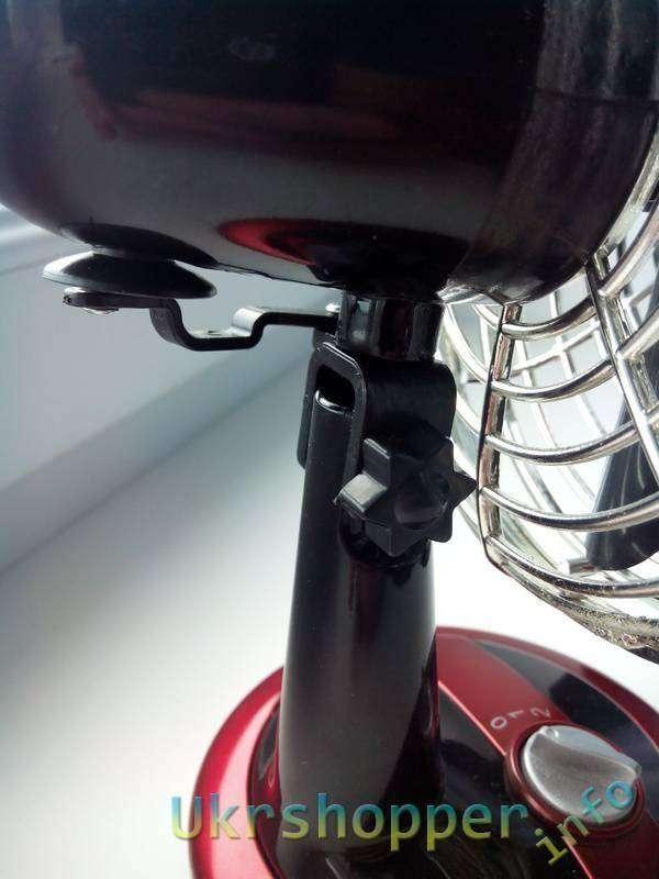 TinyDeal: Небольшой офисный вентилятор