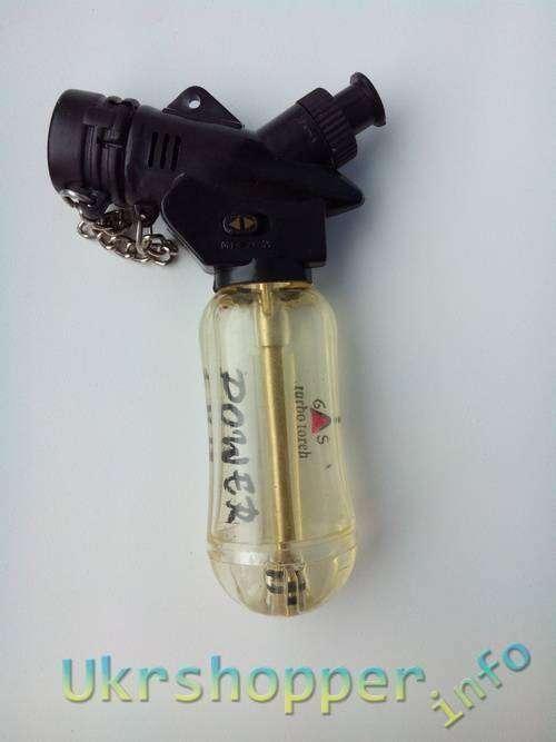 TinyDeal: Многоразовая зажигалка