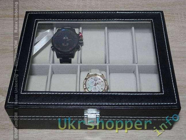 CninaBuye: Шкатулка для хранения часов