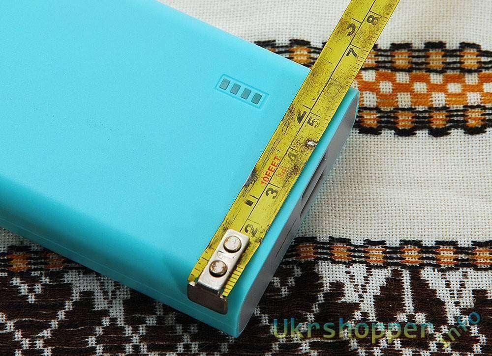 Pandawill: PowerBank Lenovo 10400mAh 5V 2A синий