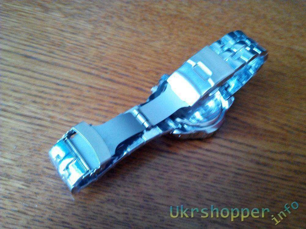 TinyDeal: Мужские наручные кварцевые часы CURREN