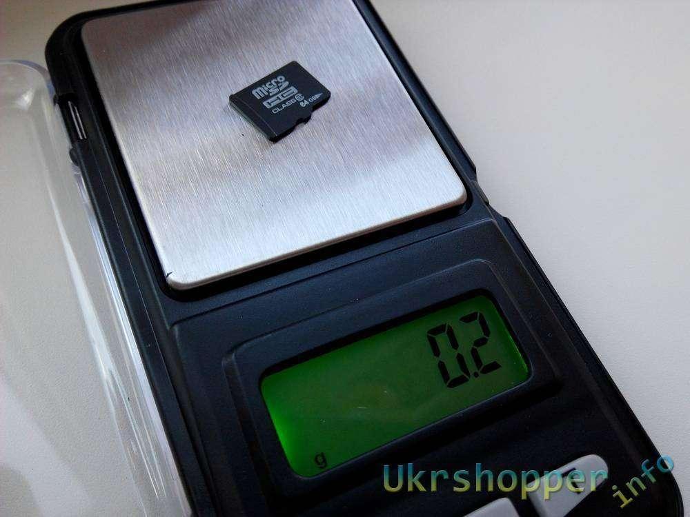 TinyDeal: Компактные весы