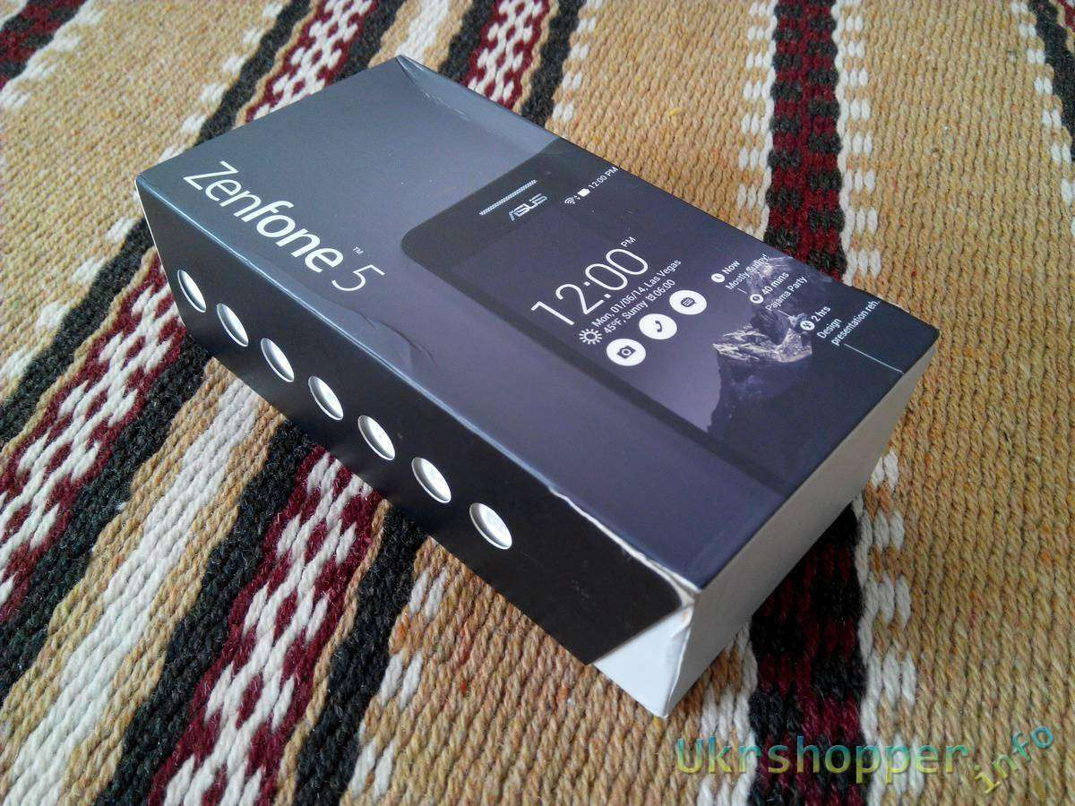 TinyDeal: Обзор отличного смартфона ASUS ZenFone 5