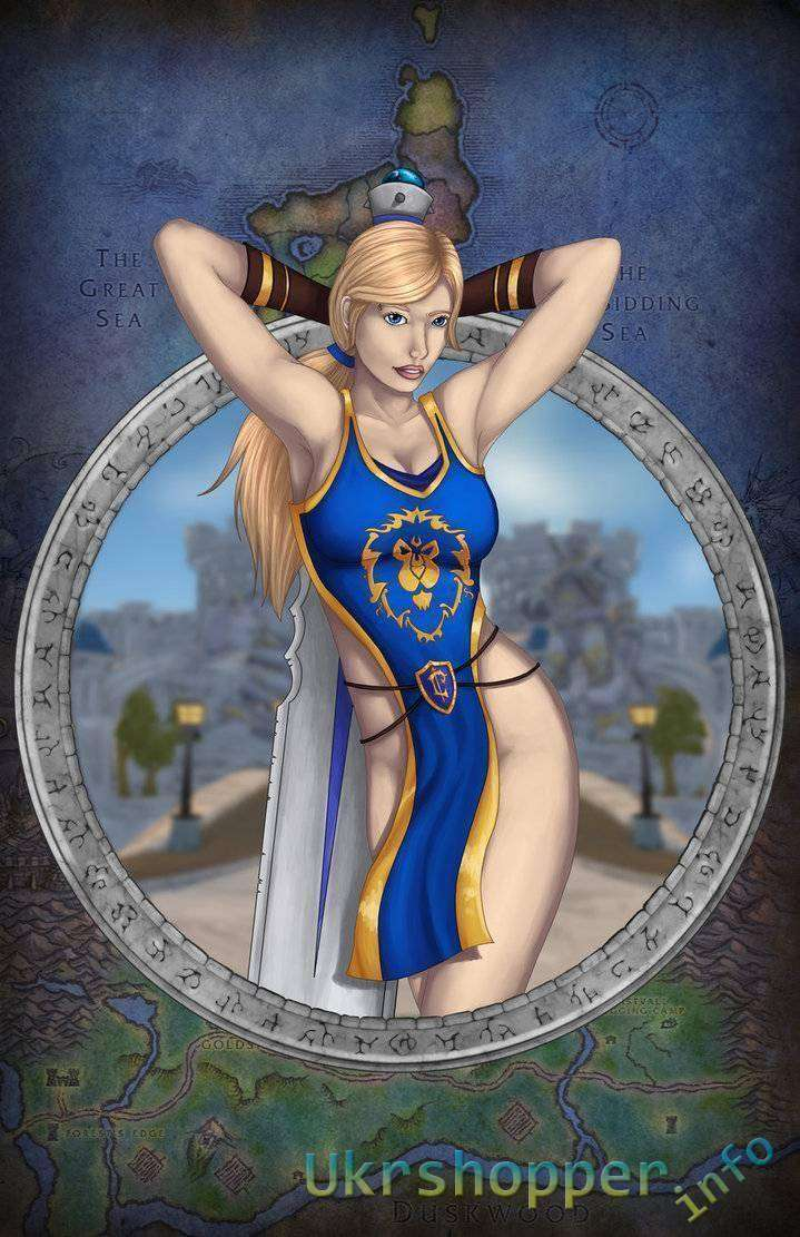 Aliexpress: Кулон - Люди, World of Warcraft