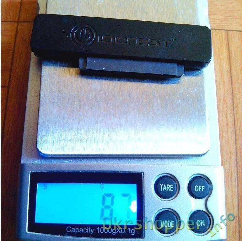 DealExtreme: SATA to USB 3 адаптер для 2,5' устройств