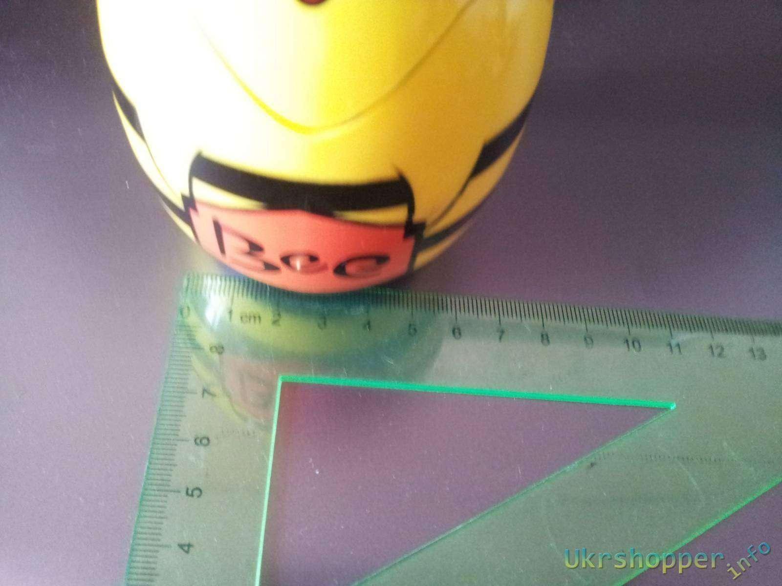 TinyDeal: Обзор 4 канального квадрокоптера ВЕСЕЛОЕ ЯЙЦО на радиоуправлении с 6 осевым гироскопом