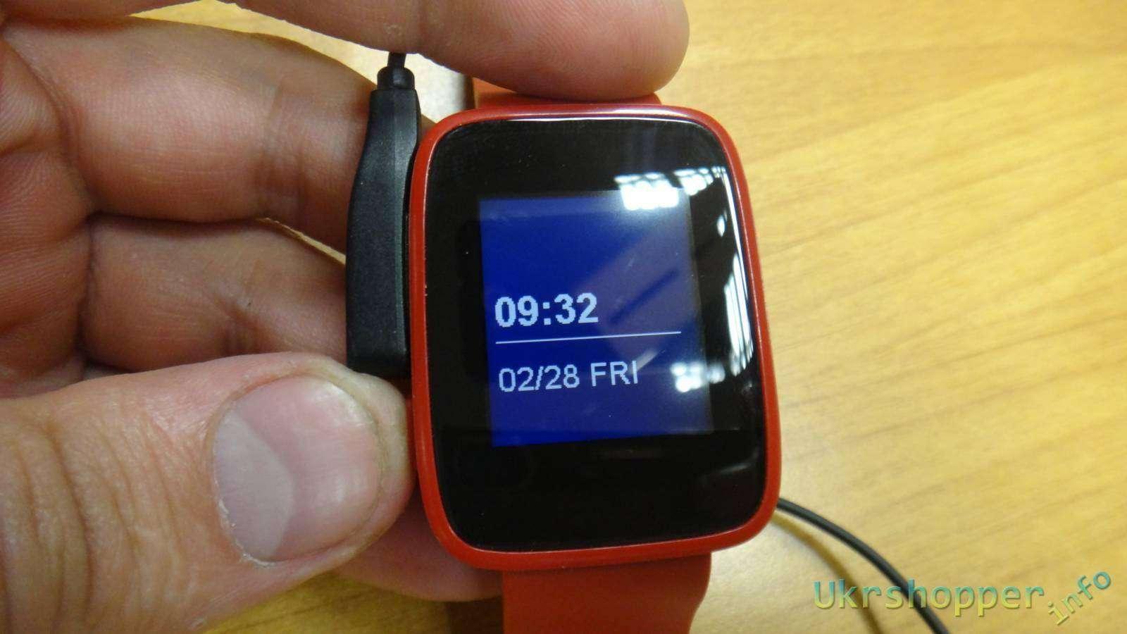 DealExtreme: Weloop Tommy новая эпоха в часах или обзор долго живучих smart watch