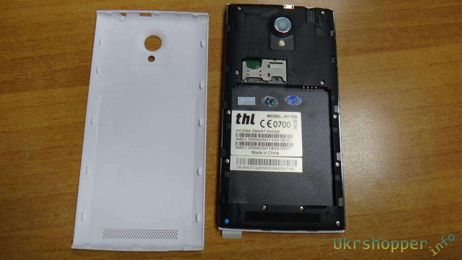 GearBest: Подробный обзор бюджетного смартфона THL T6S или удачная покупка