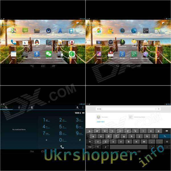 DealExtreme: 10 дюймовый планшет с 2Gb оперативки всего за 100$