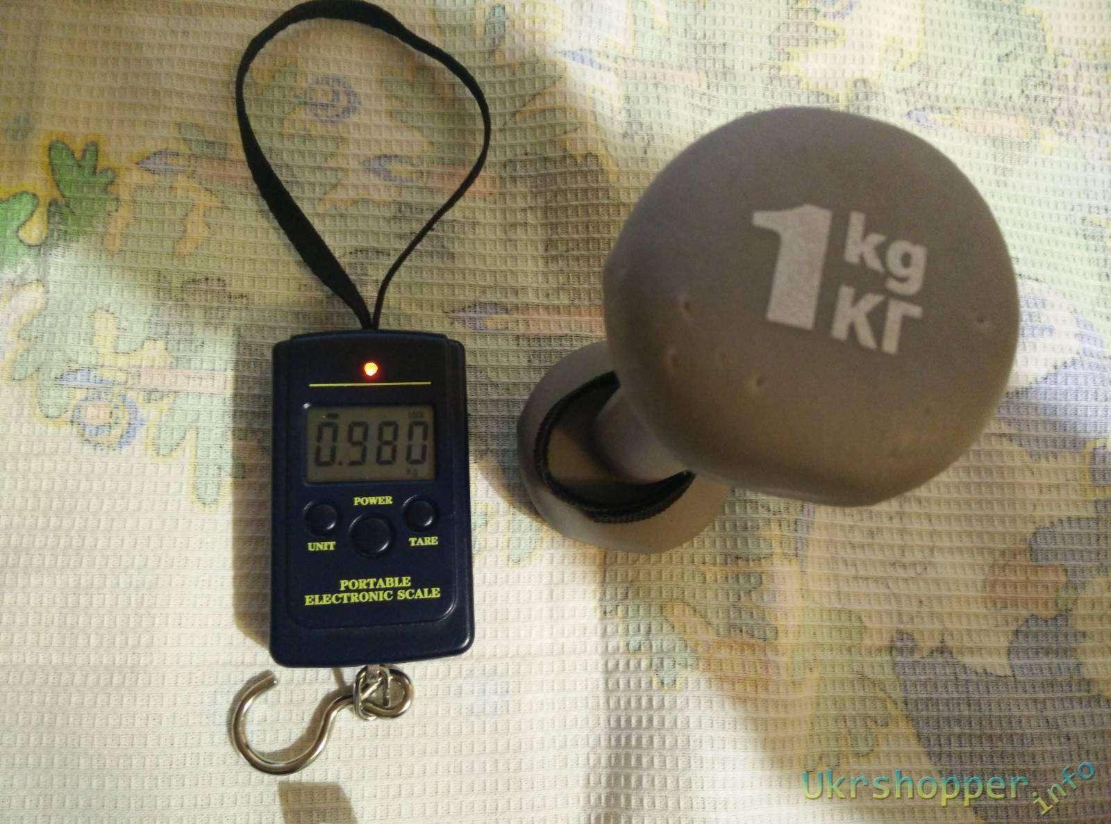 EachBuyer: Карманный электронный безмен  - наверное самый необходимый прибор для похода на базар