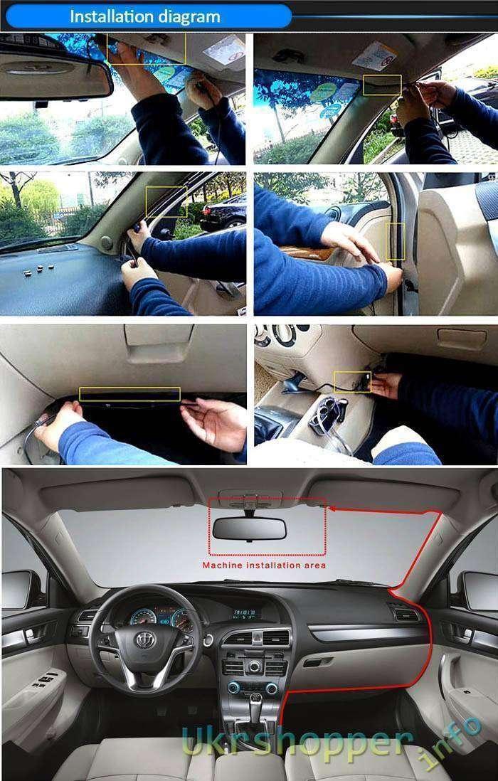 GearBest: Купон на МИНИ автомобильный видеорегистратор Dome Z7 от GEARBESR