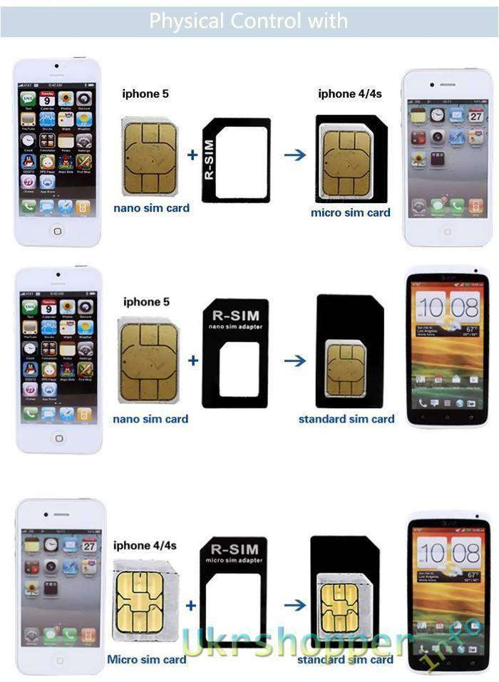 GearBest: Скидка на Noosy 3 в 1 Nano SIM адаптер для iphone до  />.1 от Gearbest!