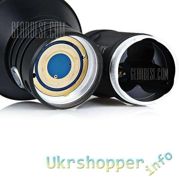 Новые скидочные купоны на фонарь от магазина GearBest !
