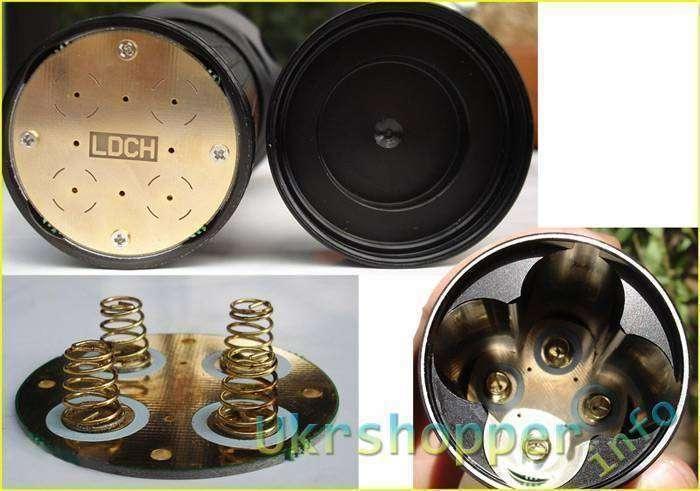 GearBest: Скидка на трехглазый фонарь Roche M170 до .98 от Gearbest!