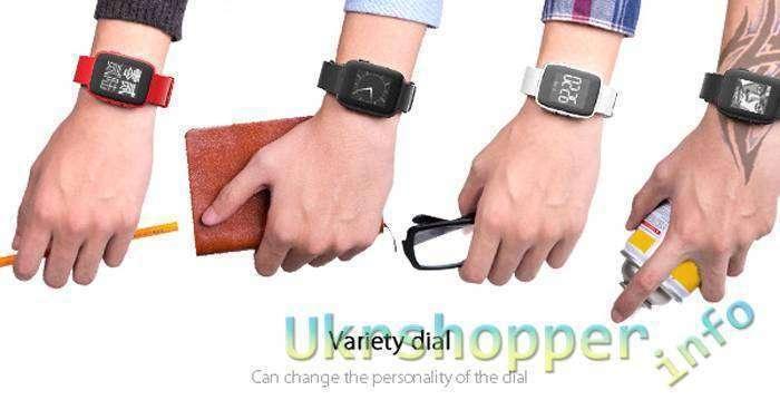 GearBest: Умные часы Weloop Tommy  уже в наличии !  Цена со скидкой ВСЕГО  .98 + бесплатная доставка!