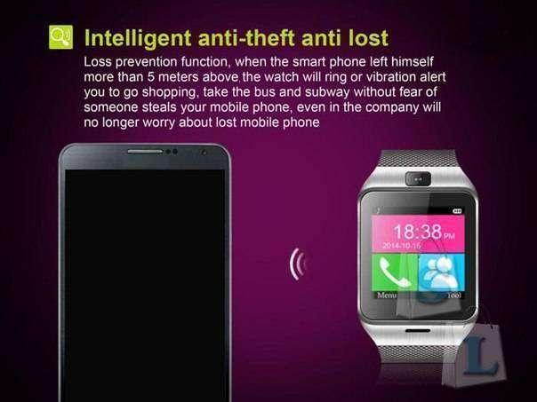GearBest: Смарт часы-телефон GV18 Aplus по цене .99