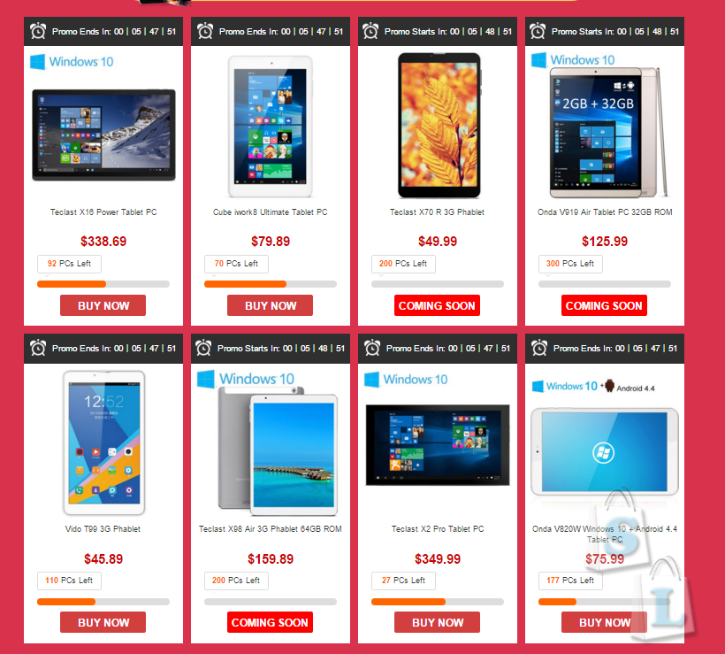 КиберПонедельник распродажа от GearBest - самые низкие цены.