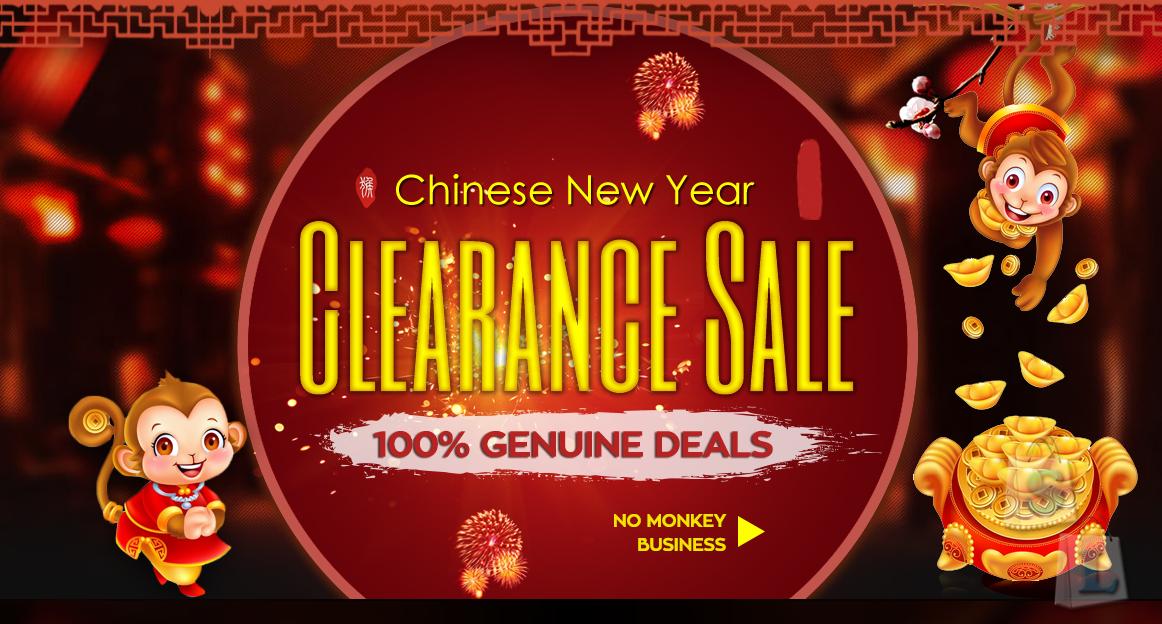 GearBest: Распродажа от Gearbest - Китайский Новый Год