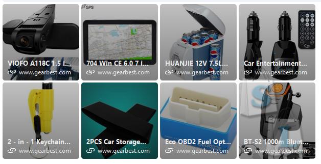 GearBest: Отличные скидки на товары к 11/11 - товары по 1.11$ и по 11.11$ УСПЕЙ КУПИТЬ!!!