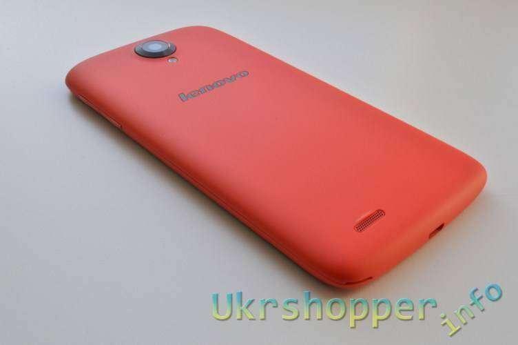 CooliCool: Обзор смартфона Lenovo S820
