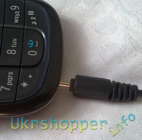 DealExtreme: Проводок для зарядки старых Нокиа от USB