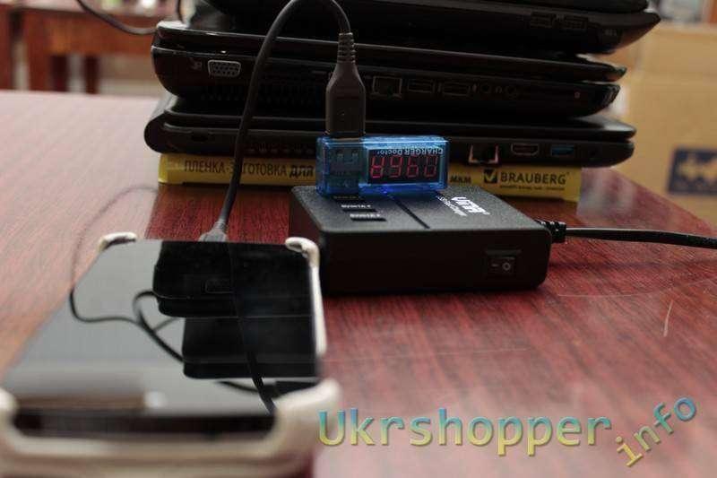DealExtreme: 4-х портовая usb зарядка Vina 20W