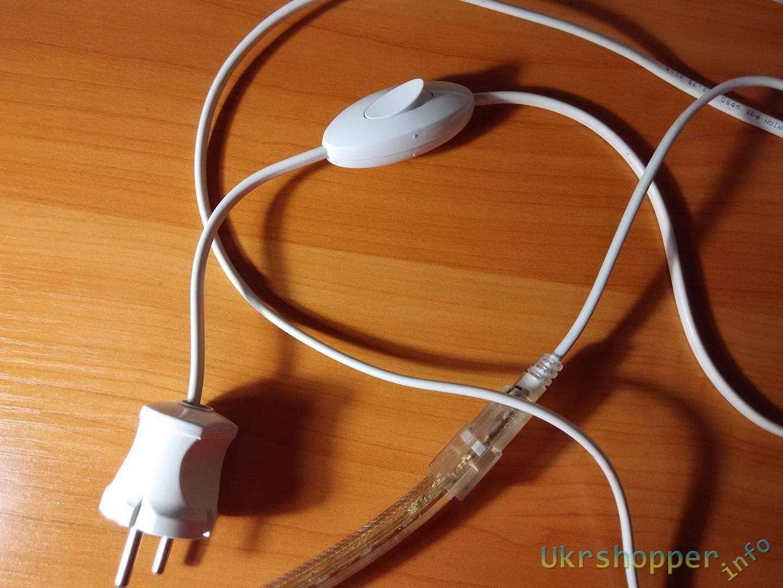 DealExtreme: Неоднозначный обзор на светодиодную ленту