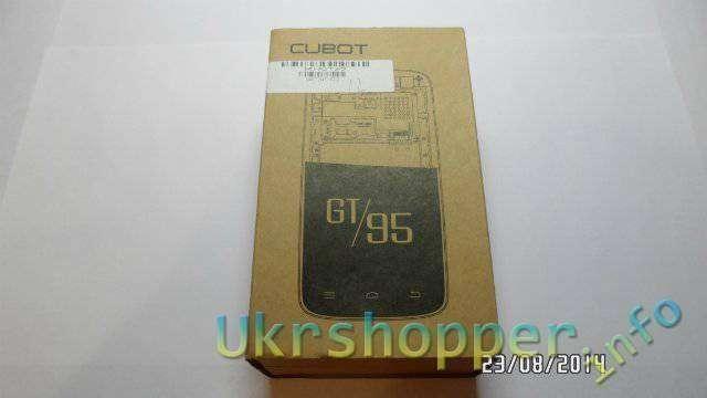 CooliCool: Обзор Cubot GT95