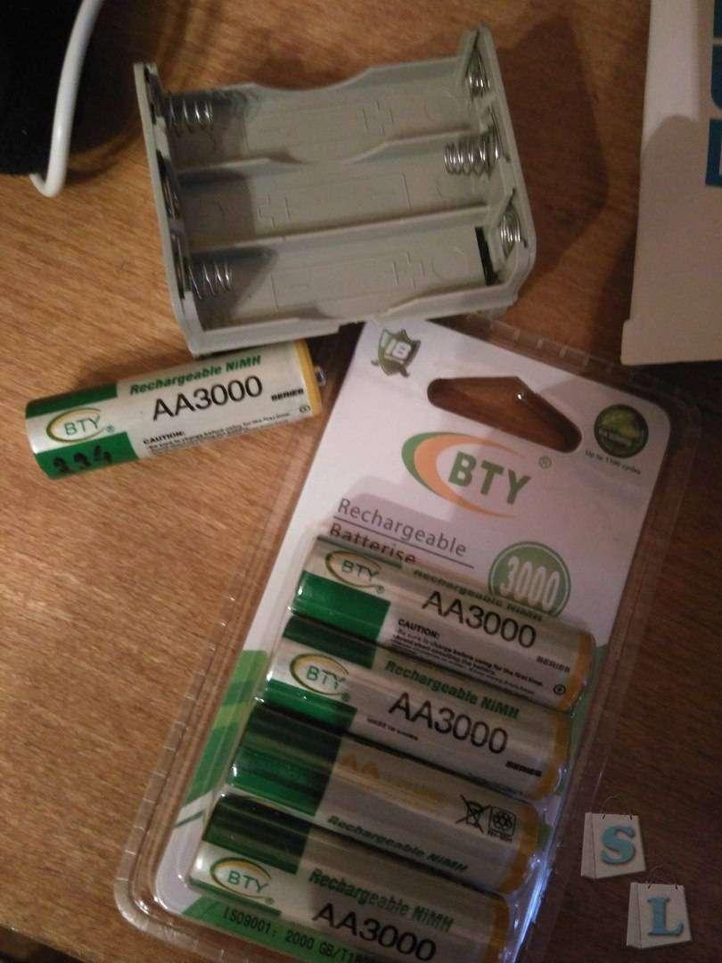 GearBest: Годные и негодные аккумуляторы с Геарбеста (мультиобзор АА/14 500)
