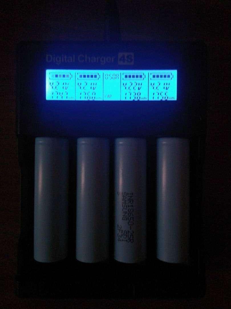 GearBest: Какие то странные аккумуляторы самсунг 25R