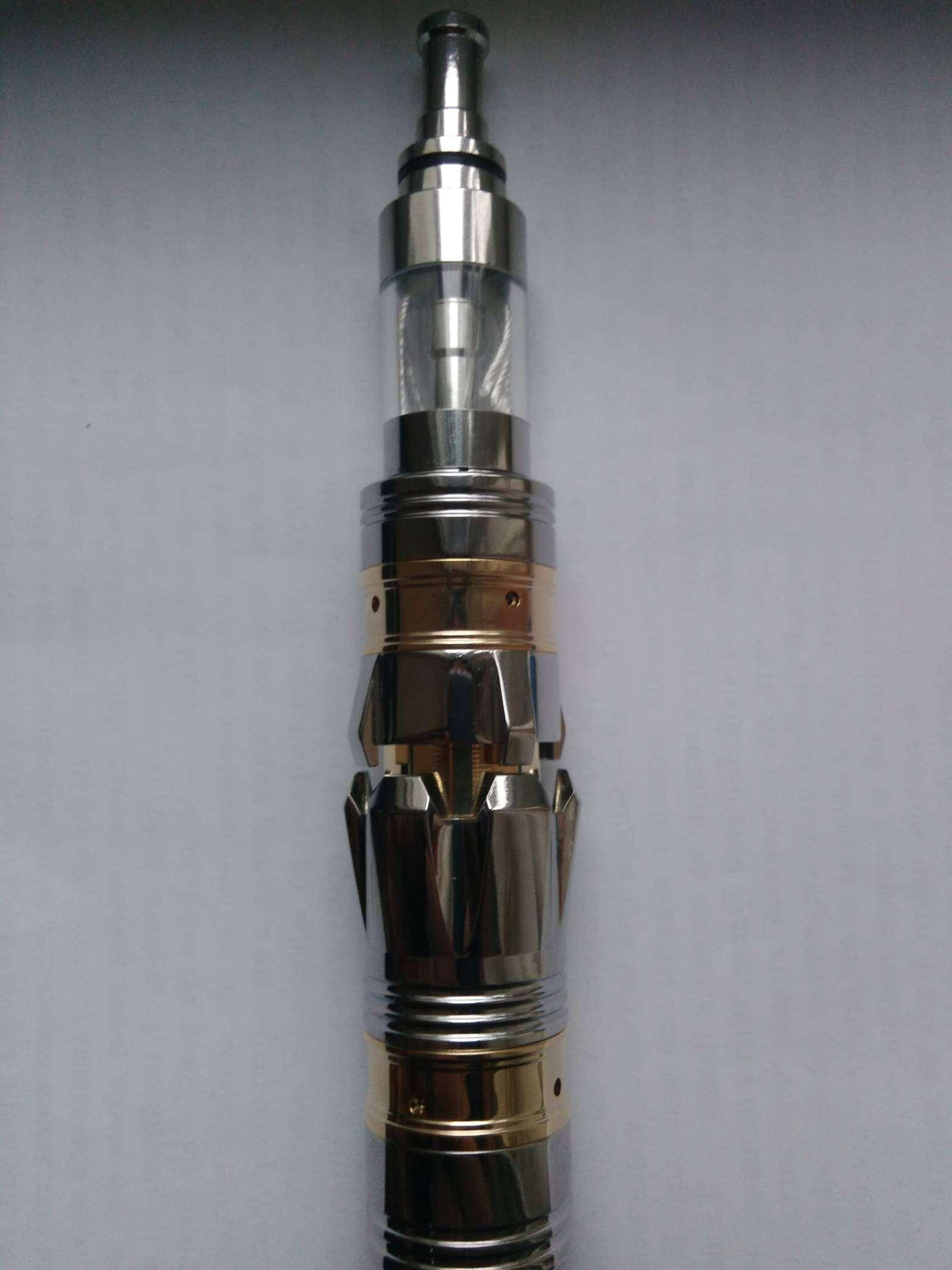 Aliexpress: Антиобзор электронной сигареты 'железного человека'