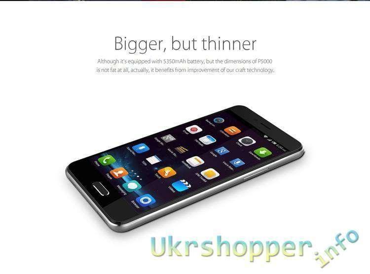 CooliCool: Купон на скидку 20.79 долларов для ELEPHONE P5000 этого телефона ! давайте!