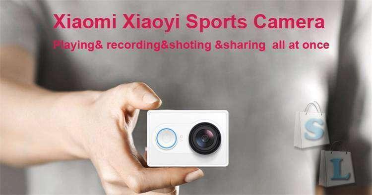 CooliCool: Хорошая акция для XIAOMI Sport Camera!