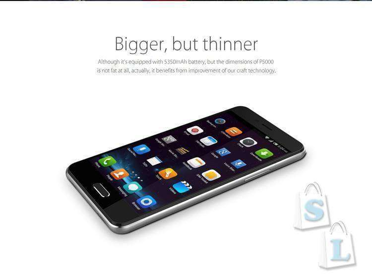 CooliCool: Акция для ELEPHONE P5000 этого телефона