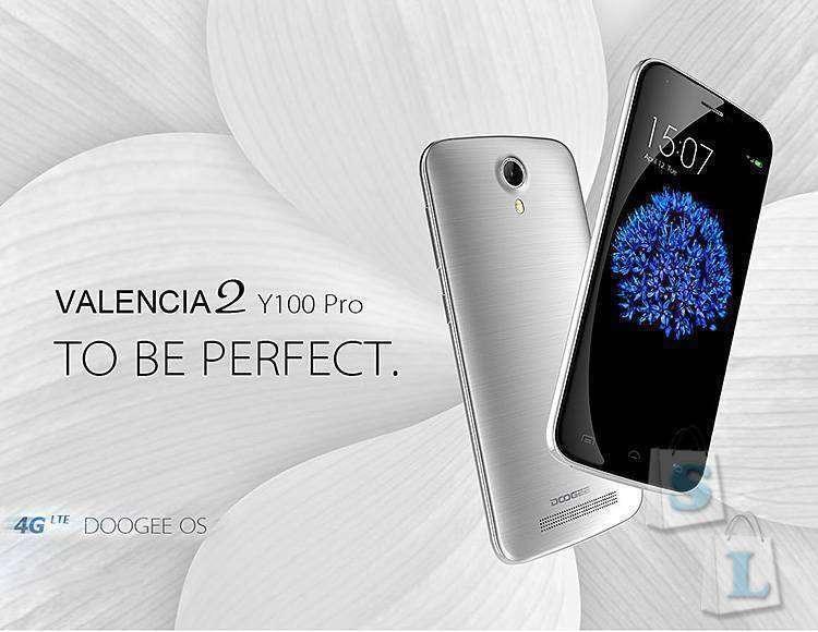 CooliCool: Пред-продажа - телефон DOOGEE VALENCIA 2 Y100 PRO