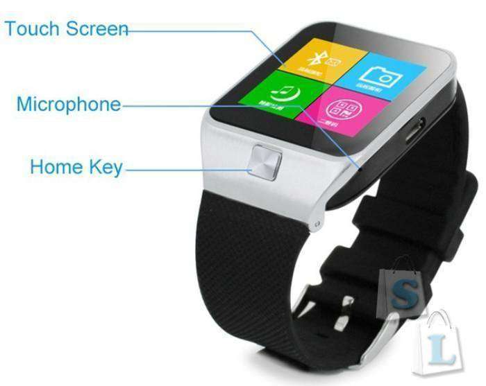 CooliCool: ZGPAX S29 Smart Watch Phone