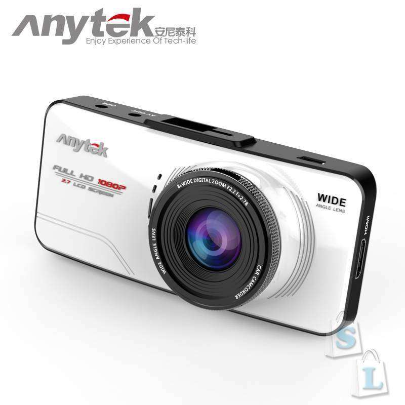 Aliexpress: 40% скидка на видеорегистратор ANYTEK AT66 от Молл магазина SANDY