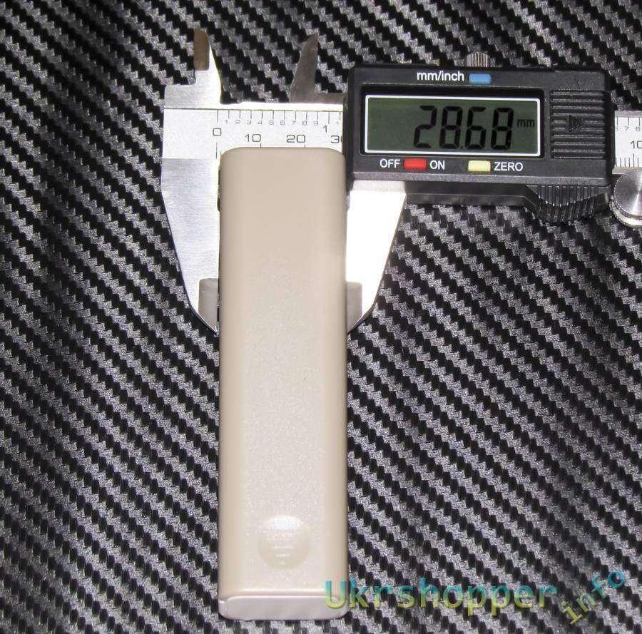 Ebay: Карман-конвертер для аккумулятора 18650, для подзаряда гаджетов