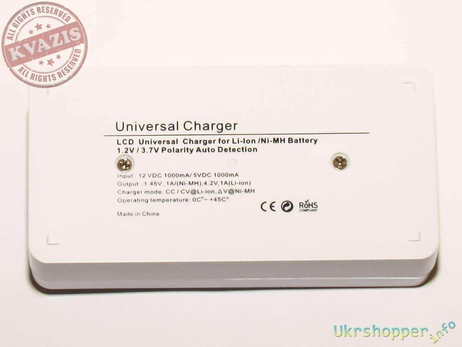 GearBest: Обзор универсального зарядного Soshine SC-S7 CC, и неудачная попытка создания тестового стенда