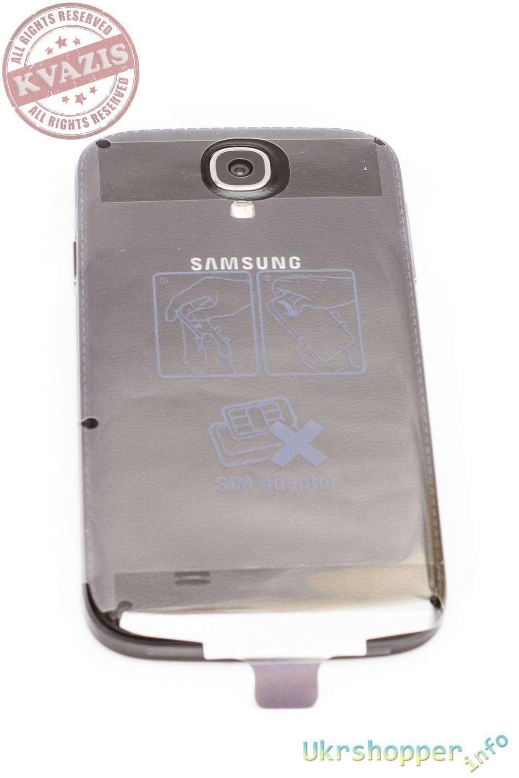 Сокол: Полный обзор  Samsung Galaxy S4 i9500