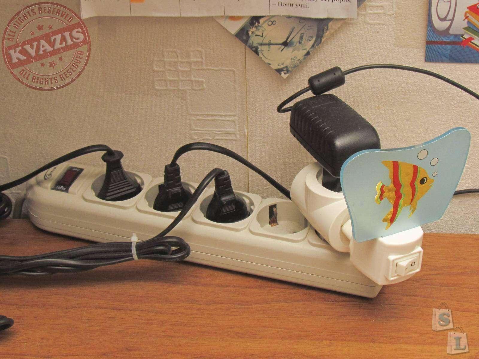 Allocacoc: Энергокубы - часть 3 - PowerCube Extended 1,5m, PowerCube Extended USB 1,5m