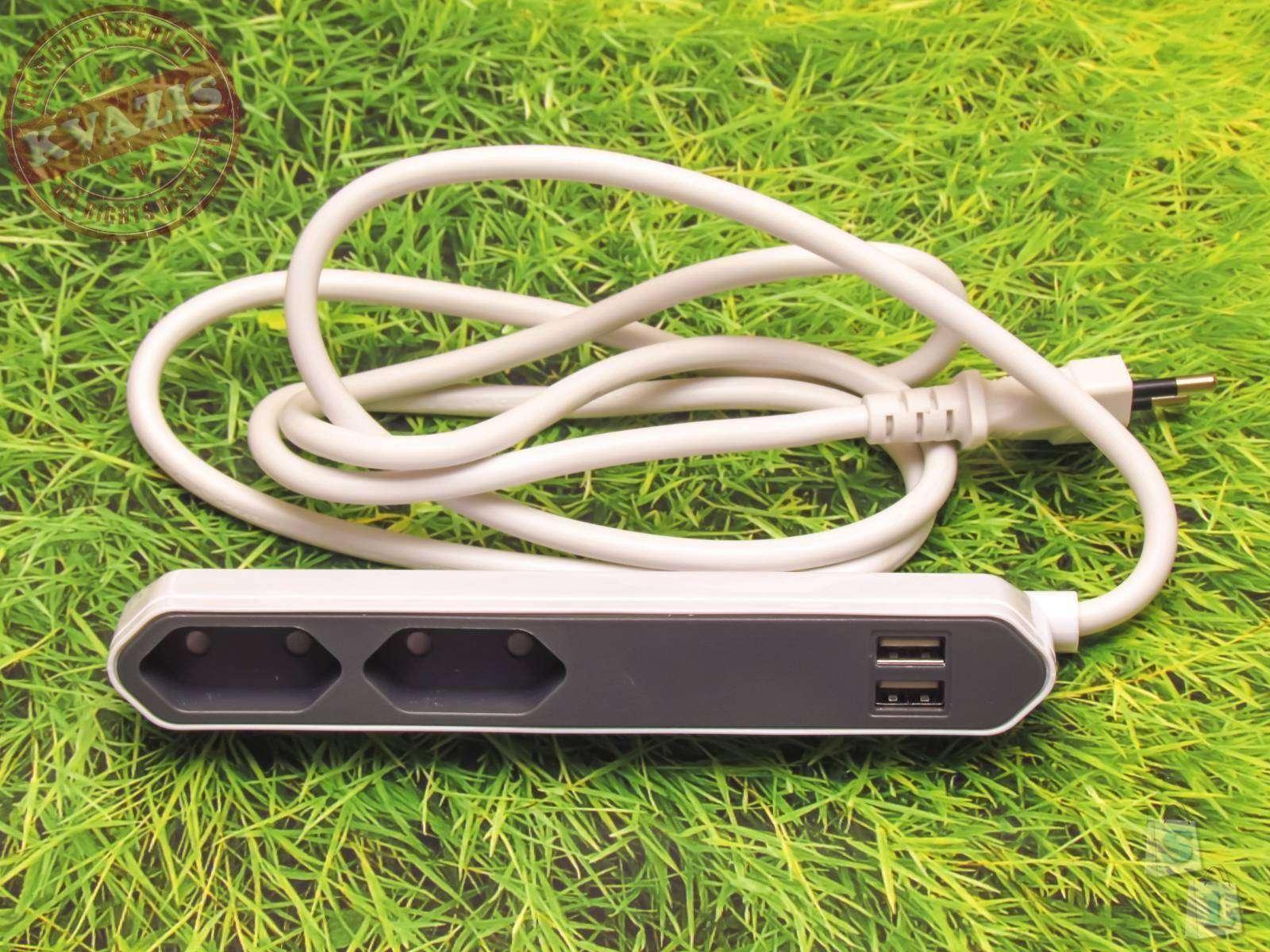 Allocacoc: Энергокубы - часть 4 - Обзор крутых удлинителей - PowerBar USB и PowerBar