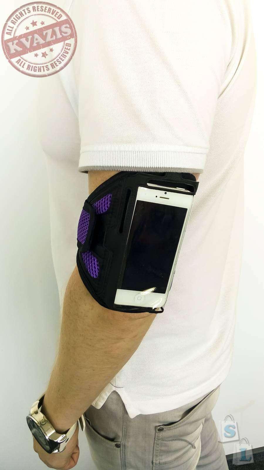DD4: Спортивный чехол на руку для Iphone 5