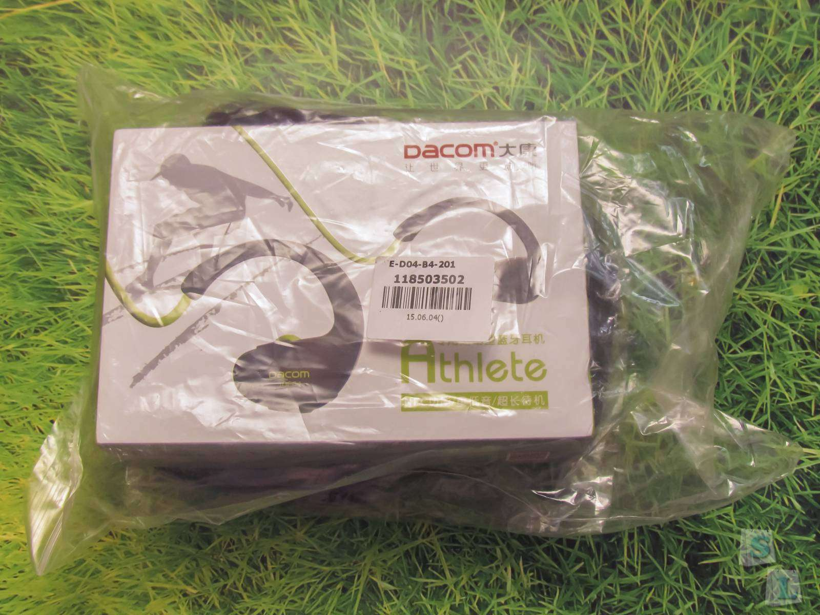 GearBest: Обзор Bluetooth гарнитуры DACOM Athlete