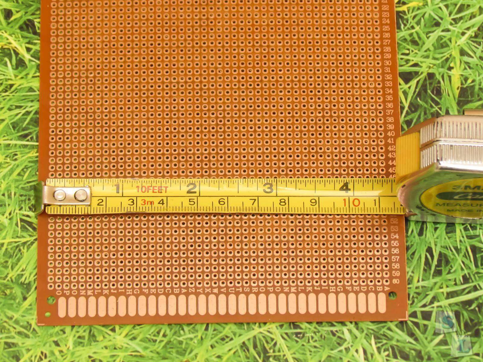 Banggood: Макетные платы для моделирования, 12х18 см