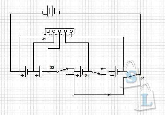 Banggood: Набор двухпозиционных переключателей и зарядка под 18650 на Imax B6