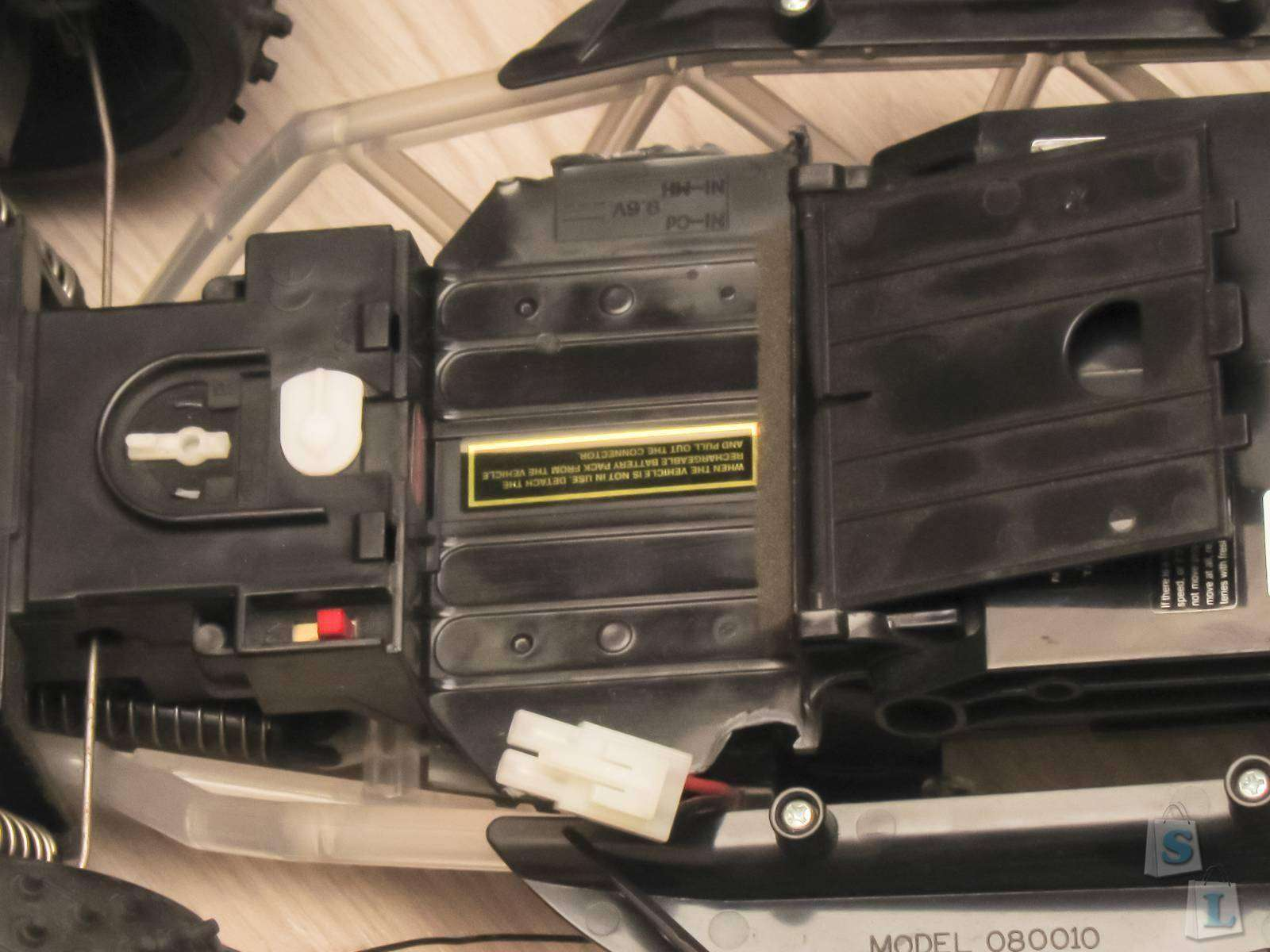 GearBest: Аккумулятор Lion Power 11.1V 1300mAh - вторая жизнь старой RC машинки