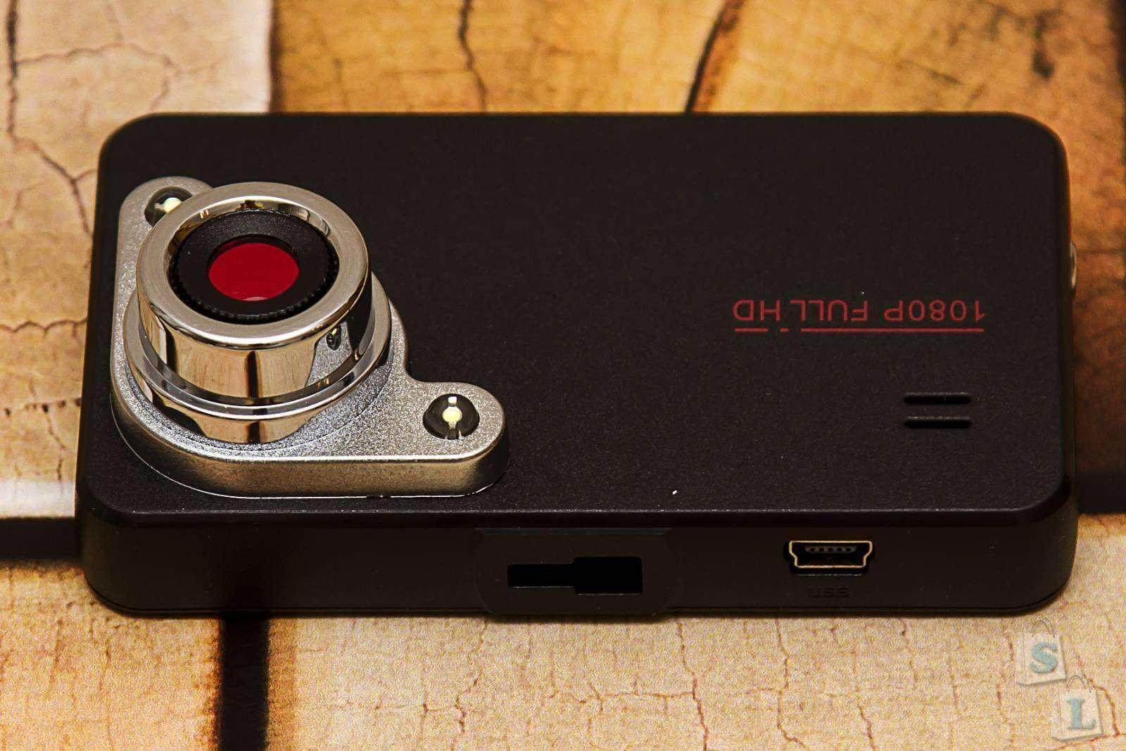 Banggood: Обзор дешевого видеорегистратора HD 1080P Car DVR
