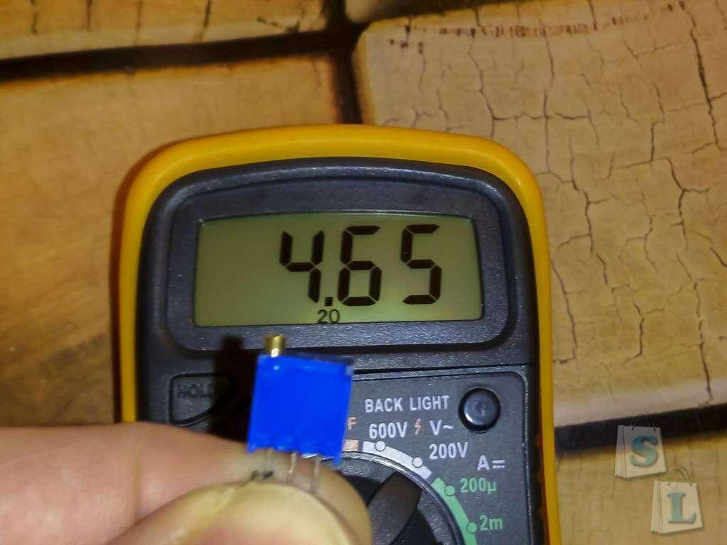 Banggood: Подстроечные резисторы из Китая, продолжение ремонта iMax b6 mini