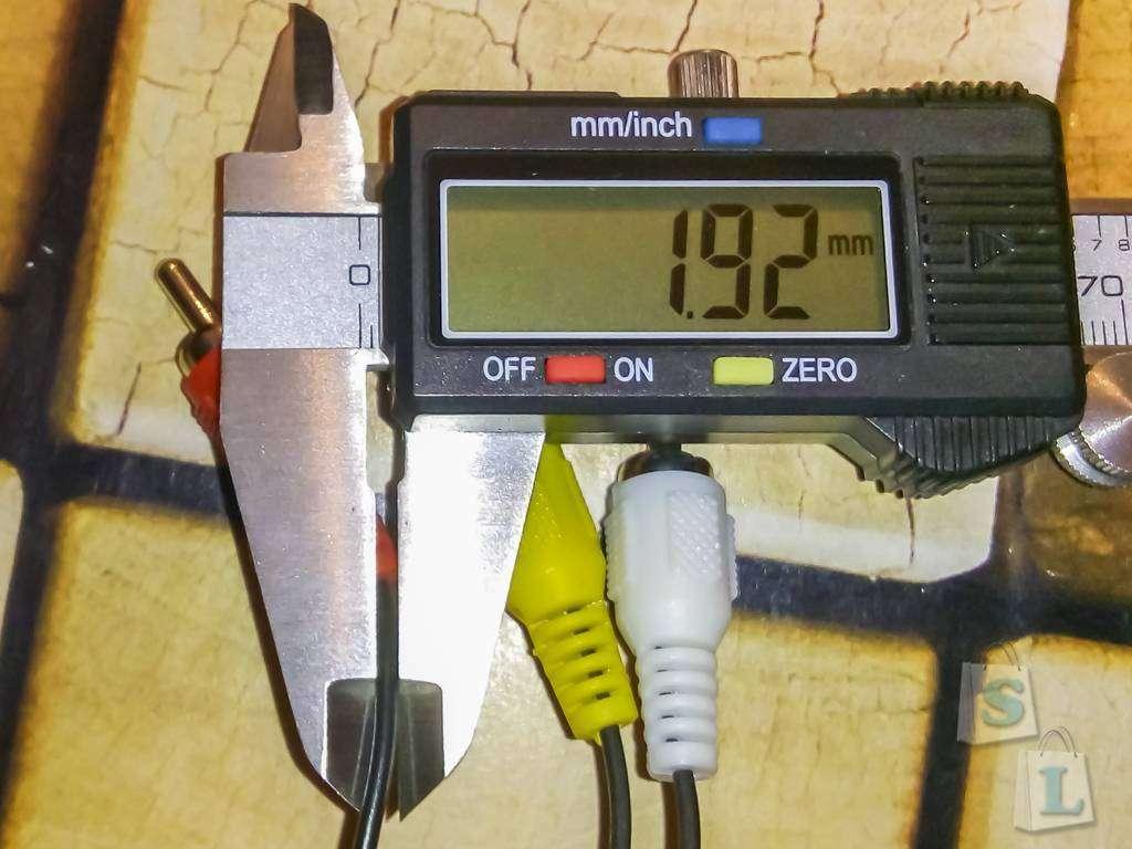 TinyDeal: RCA кабель UNITEK Y-C902, 1,5 метра